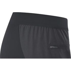 GORE WEAR C5 Windstopper Trail Pants Women terra grey/black